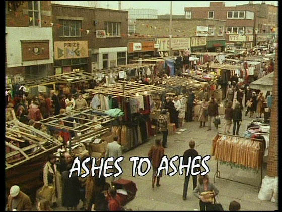 Ashes to Ashes Opening title
