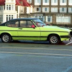 Only Fools Ford Capri Ghia