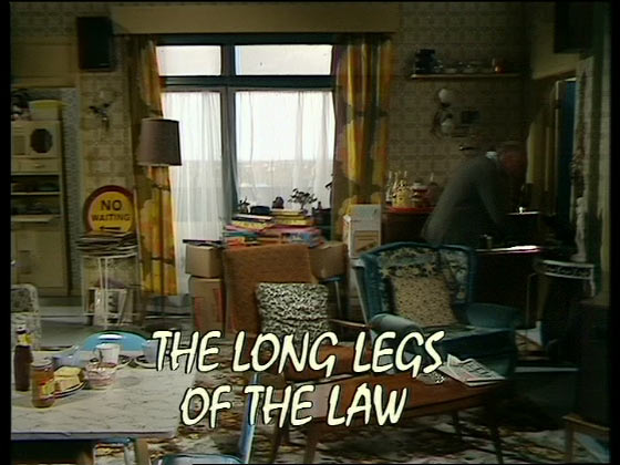 Long Legs of the Law Title