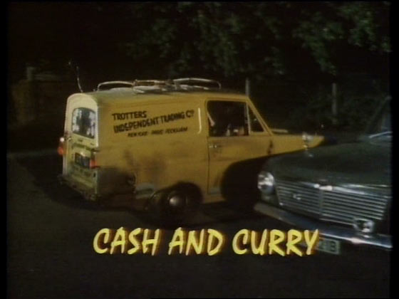 Cash and Curry Title
