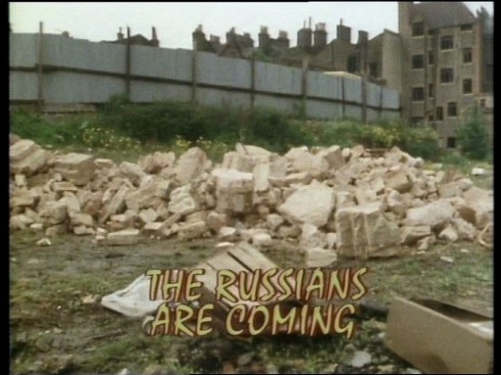 The Russians are Coming Title