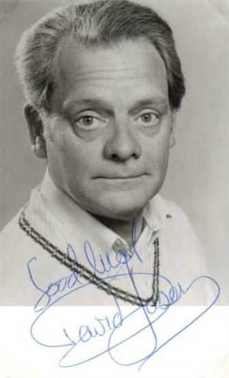 David Jason OBE