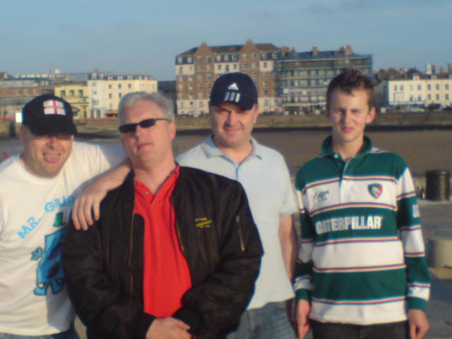 Jolly Boys Outing