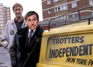 Only Fools Del Boy in US