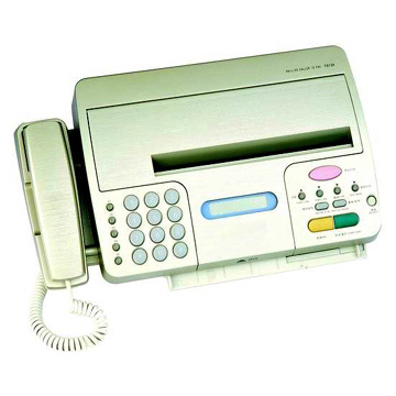 Del Boys Fax Machine