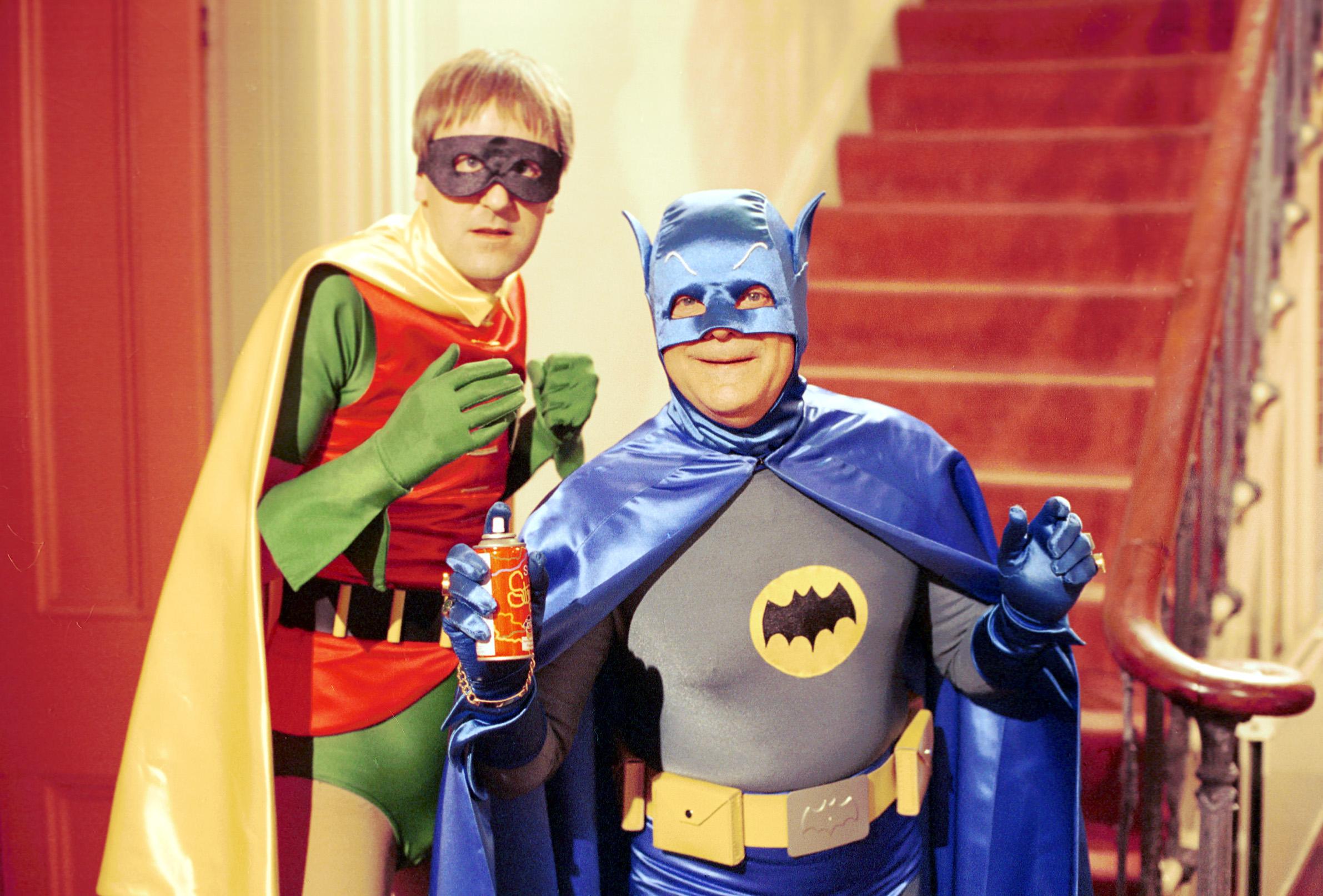 Kratke Informacije o serijama Batman-robin