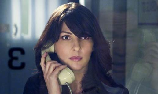 Gina Bellman in Leverage