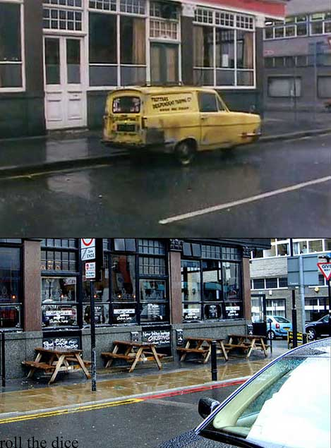 Only fools & horses film locations youtube.