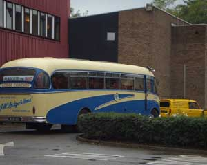 Only fools and horses jolly boys coach