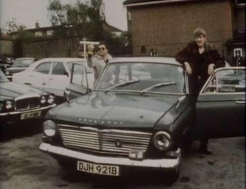 Vauxhall Velox Banger