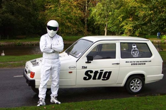 Stig Charity Event