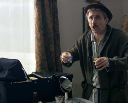 Phil Daniels who plays Grandad