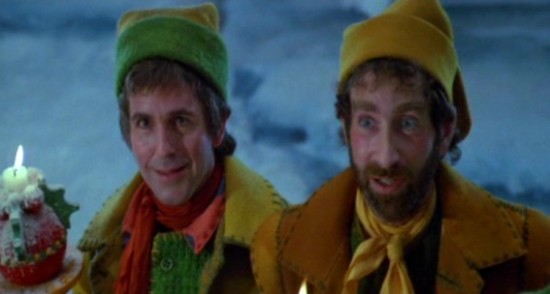 Ryan in Santa Claus the Movie
