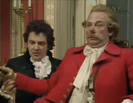 Lill in Blackadder the 3rd