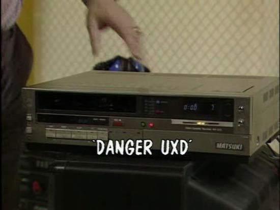 Danger UXD