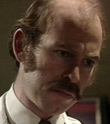 Dennis Lill from Doctor Who in 1977
