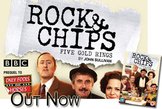 Rock & Chips: Five Gold Rings