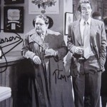 Sir David Jason's first ever signing session
