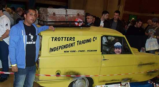 Trotters Van