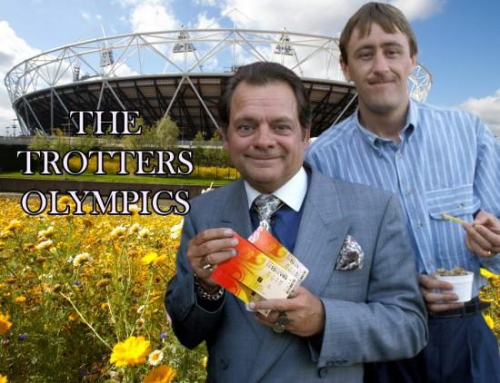 Trotter Olympics Script 1