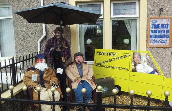 Only Fools and Scarecrows
