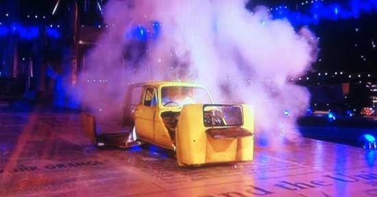 Del Boy and Rodney Back for Closing Ceremony