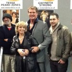 The hoff collides with Only Fools