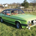 Own Del's Ford Capri S