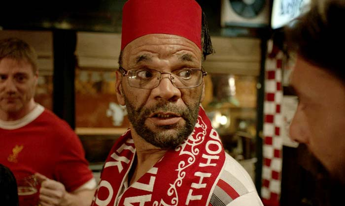 Paul Barber in One Night In Istanbul