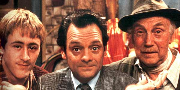 Only Fools and Horses Fan script