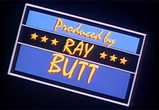 Ray Butt