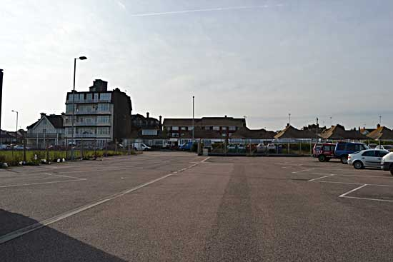 Coachway, Prince's walk, Margate