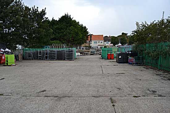 Wyevale Garden Centre, Montefiore Avenue, Ramsgate