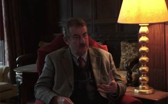 Exclusive interview With John Challis