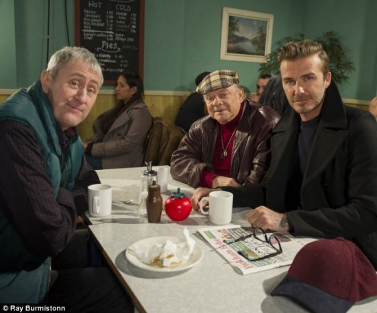 Only Fools Comeback on the cards?