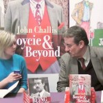 Interviewing John Challis