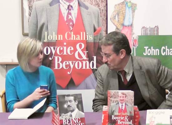 Interviewing John Challis - Off The Record