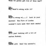 More lost scripts