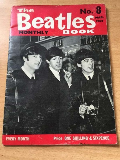Beatles articles