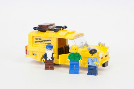 trotters go to lego