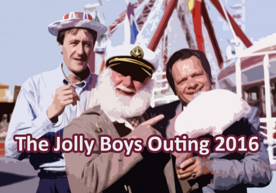 The Jolly Boys Outing 2016