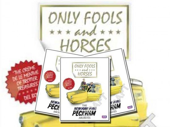 New Only Fools Book in October