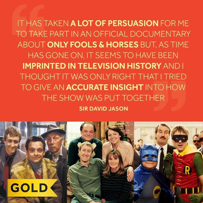 Official documentary about Only Fools And Horses coming