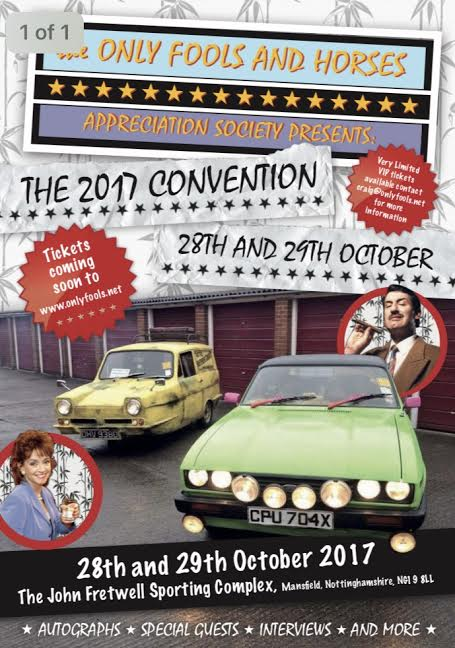 only fools convention 2017
