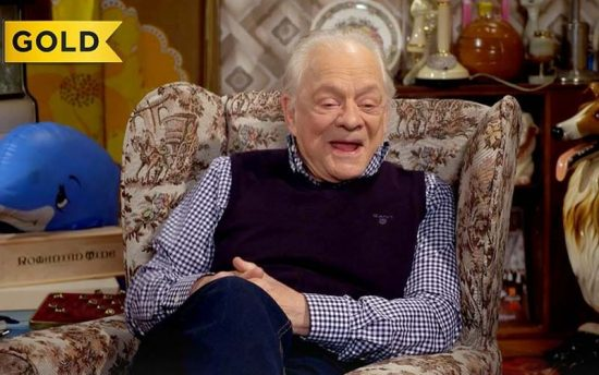 Sir David Jason looks back on Only Fools