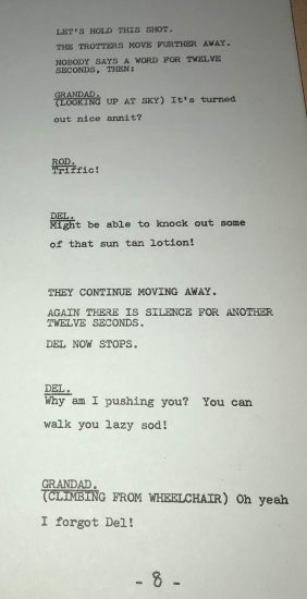hole in one lost script page 8