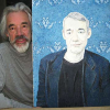 Roger Lloyd Pack Painting of Trig