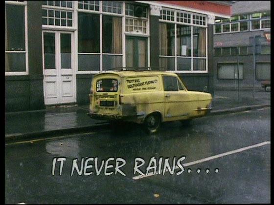 It Never Rains Episode