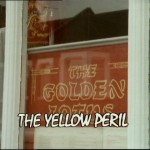 The Yellow Peril