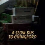 Slow Bus to Chingford